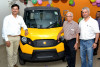 India's first personal UV Eicher Polaris's Multix opens its first dealership in Delhi
