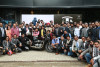 2000 riders participated in Triumph Motorcycles Distinguished Gentleman's Ride